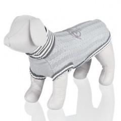 Hondenpullover Bologna Grijs