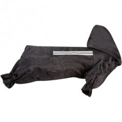 Regenmantel Safety Black