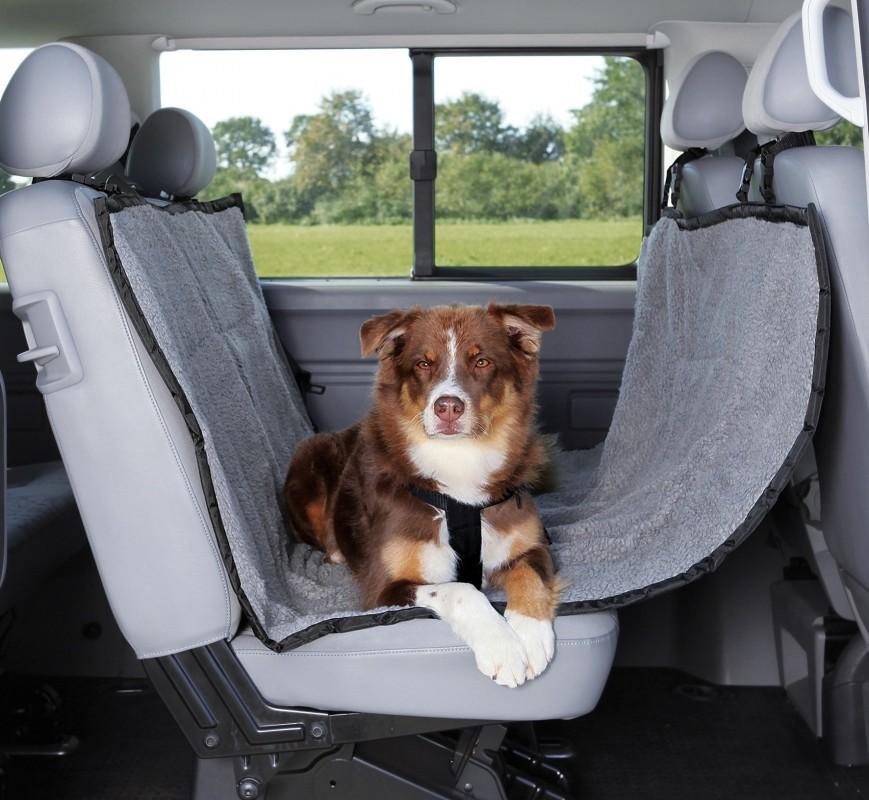 Beschermdeken Autostoelen Grijs