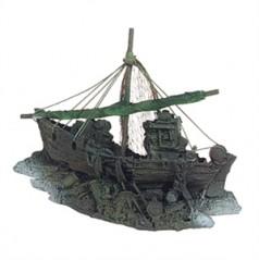 Decoratie Vissersboot Klein