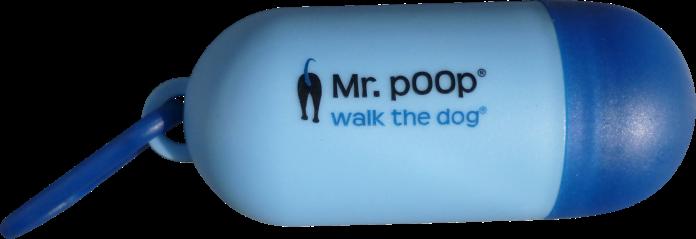 Poepzakhouder Mr Poop