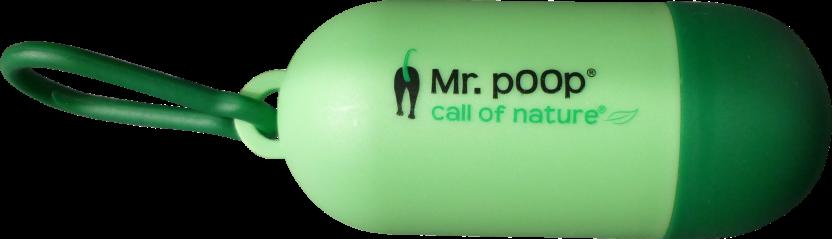 Poepzakhouder Mr Poop Biologische