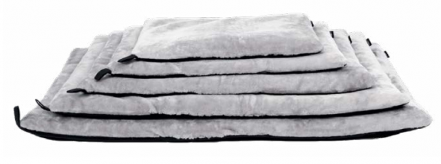 Fuzzy Bench Cushion
