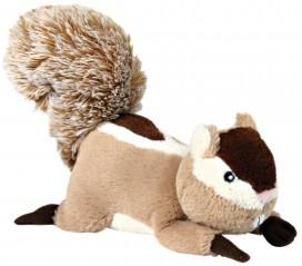 Dog toy pluche eekhoorn