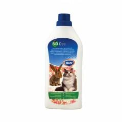 Bio Ontgeurder voor kattenbak of knaagdierkooi