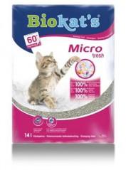 Biokat's Kattenbakvulling Micro Fresh