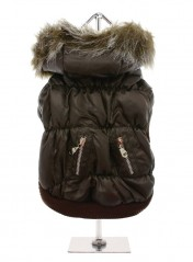 Parka Jas Brown