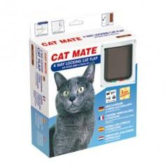 Cat Mate Poezendeur 4 standen verstelbaar