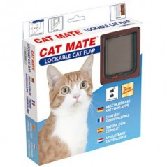 Cat Mate Poezendeur Afsluitbaar