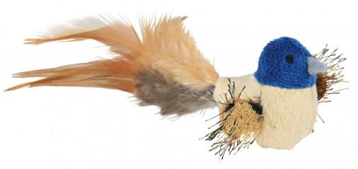 Cat Toy Pluche Vogel