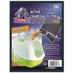 Filter voor kattentoilet