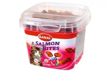 Sanal salmon Bites