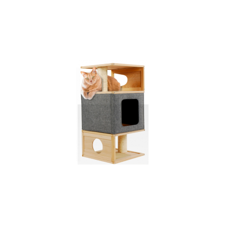 Kennel Design Tower Croci