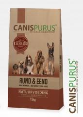 Canis Purus – Rund/eend