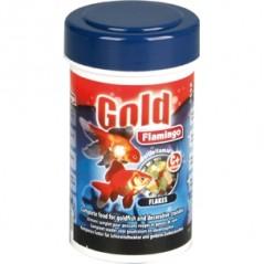 Gold Vlokvoer Goudvis