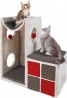 Krabpaal Cat Tower Nevio