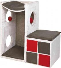 Krabpaal Cat Tower Nevio