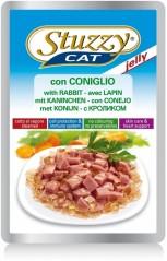 Pouch Stuzzy Cat - Konijn