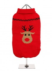Rudolph's Red Sweater Urban Pup