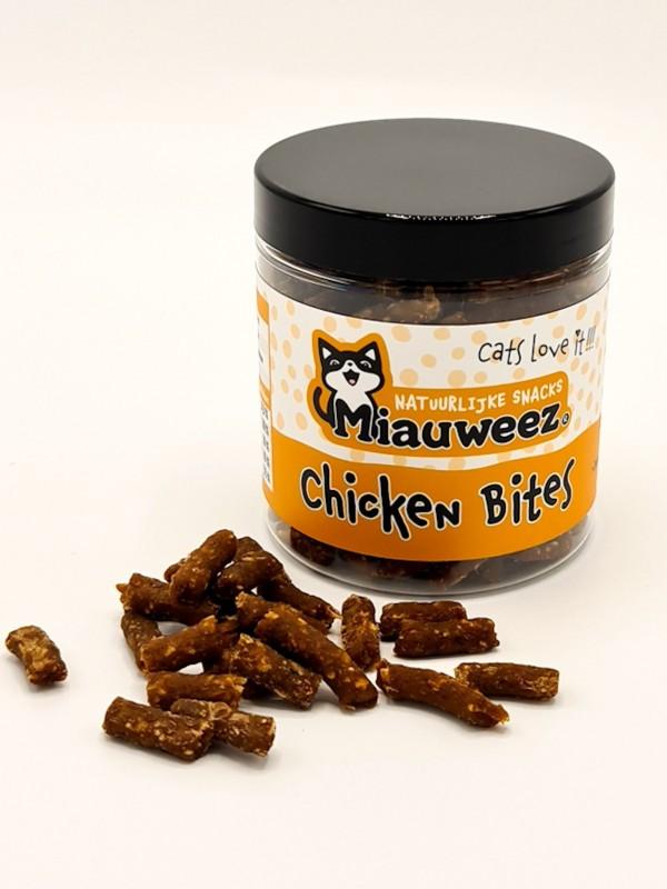 Miauweez Chicken Bites