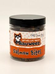 Miauweez Salmon Bites
